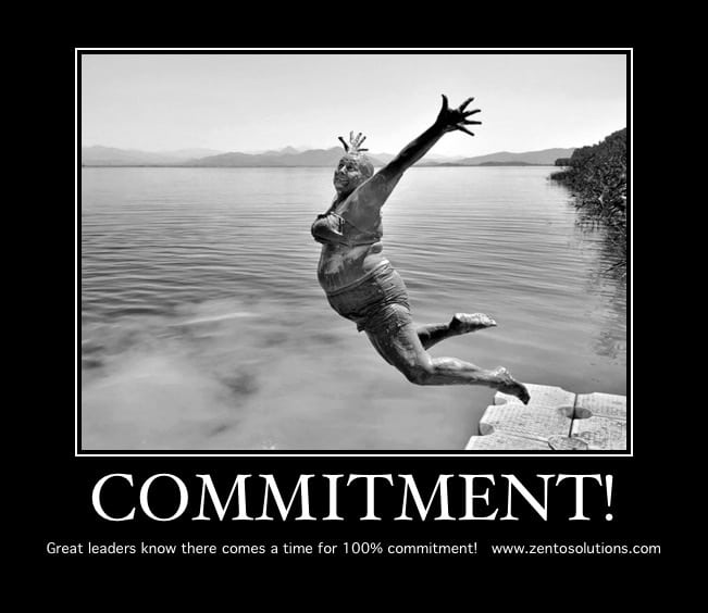 success commitments