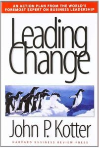 Leading Change review