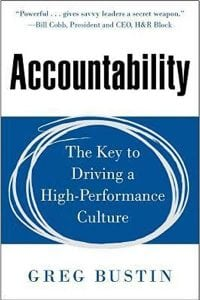 Review - Accountability the key to driving